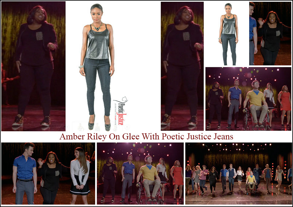Poetic Justice Jeans is designed to fit YOUR shape.